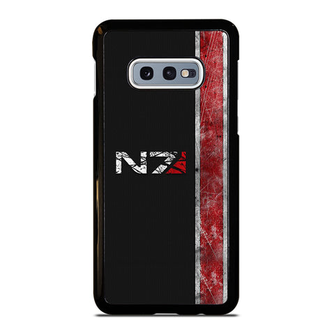 Mass Effect N7 Symbol for Samsung Galaxy S10e Case Cover
