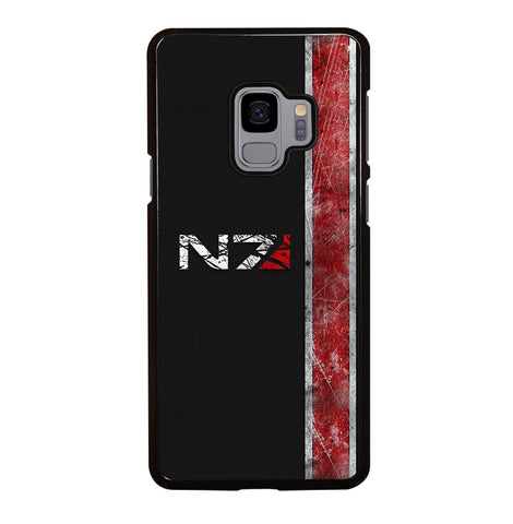 Mass Effect N7 Symbol for Samsung Galaxy S9 Case Cover