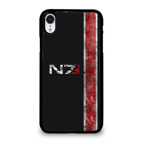 Mass Effect N7 Symbol for iPhone XR Case