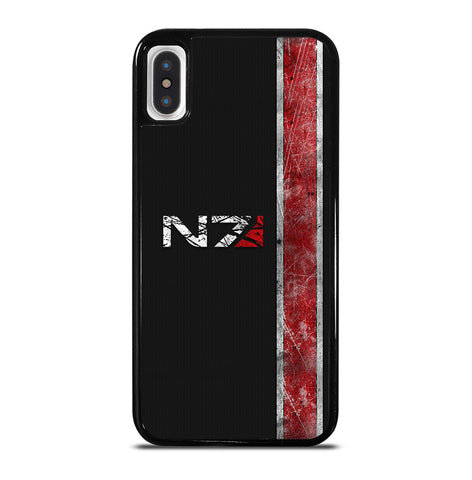 Mass Effect N7 Symbol for iPhone X or XS Case
