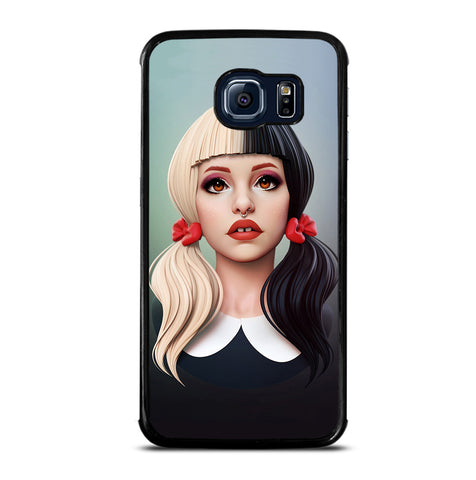 Melanie Martinez Art for Samsung Galaxy S6 Edge Case