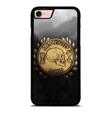 Memento Mori for iPhone 7 and 8 Case Cover
