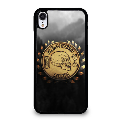 Memento Mori for iPhone XR Case Cover