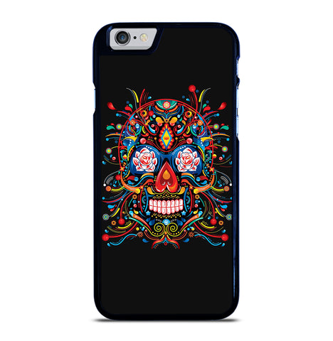 Mexican Sugar Skull Tattoo for iPhone 6 and 6S Case Cover
