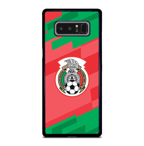 Mexico Soccer Football for Samsung Galaxy Note 8 Case