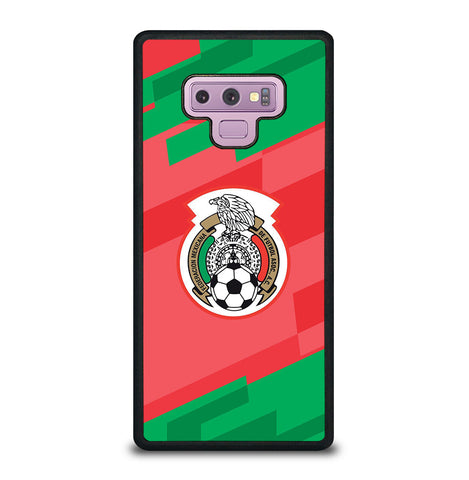 Mexico Soccer Football for Samsung Galaxy Note 9 Case