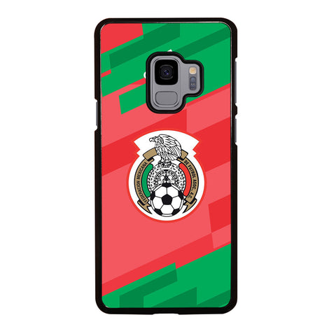 Mexico Soccer Football for Samsung Galaxy S9 Case