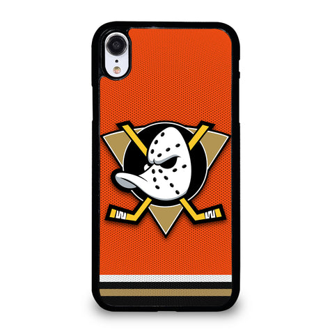 Mighty Ducks Anaheim for iPhone XR Case Cover