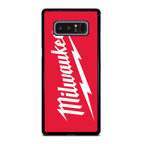 Milwaukee Logo for Samsung Galaxy Note 8 Case Cover