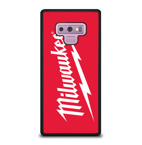 Milwaukee Logo for Samsung Galaxy Note 9 Case Cover