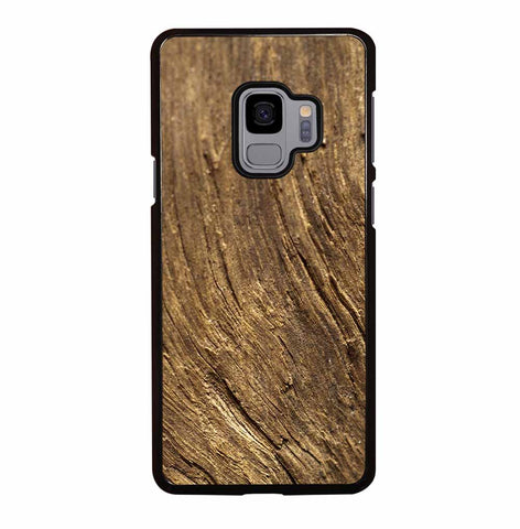 NATURAL WOOD SURFACE for Samsung Galaxy S9 Case