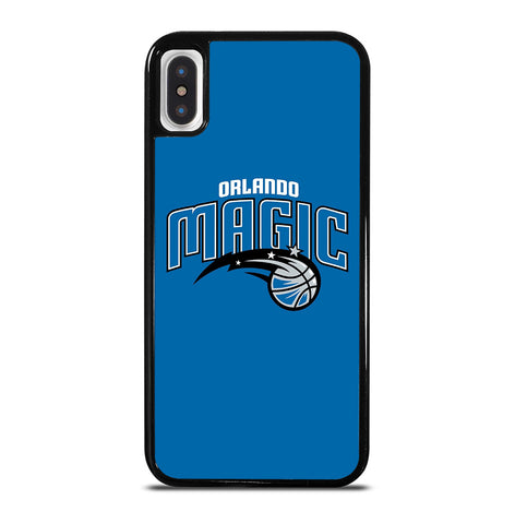 NBA Orlando Magic Logo for iPhone X or XS Case Cover