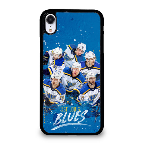 NHL ST Louis Blues for iPhone XR Case