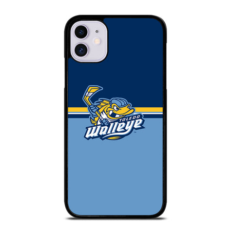 NHL Toledo Walleye Logo for iPhone 11 Case