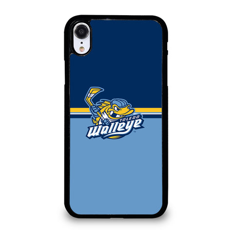 NHL Toledo Walleye Logo for iPhone XR Case Cover
