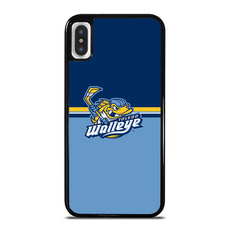 NHL Toledo Walleye Logo for iPhone X and XS Case
