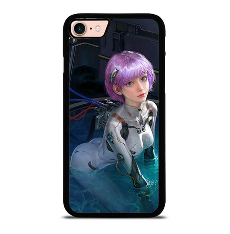 Neon Genesis Evangelion Manga for iPhone 7 and 8 Case