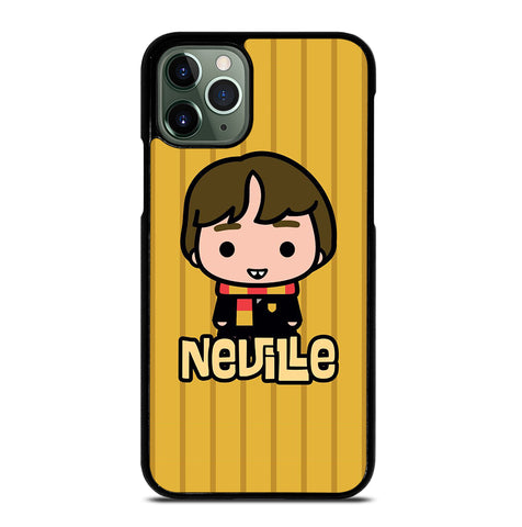 Neville Longbottom Cartoon Character for iPhone 11 Pro Max Case Cover