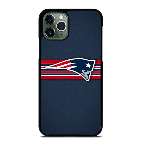 New England Patriots Logo for iPhone 11 Pro Max Case