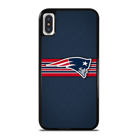 New England Patriots Logo for iPhone X or XS Case