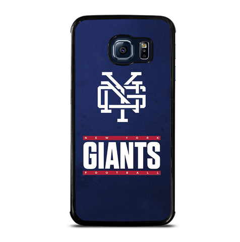 New York Giants for Samsung Galaxy S6 Edge Case Cover