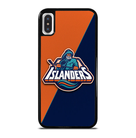 New York Islanders NHL Logo for iPhone X and XS Case