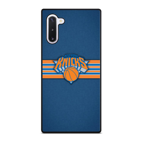 New York Knicks Logo for Samsung Galaxy Note 10 Case