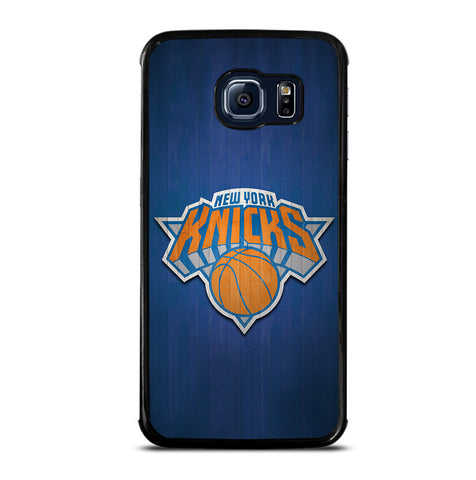 New York Knicks for Samsung Galaxy S6 Edge Case Cover