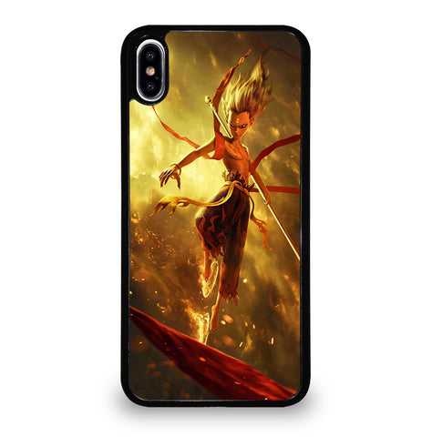 Nezha for iPhone XS Max Case Cover