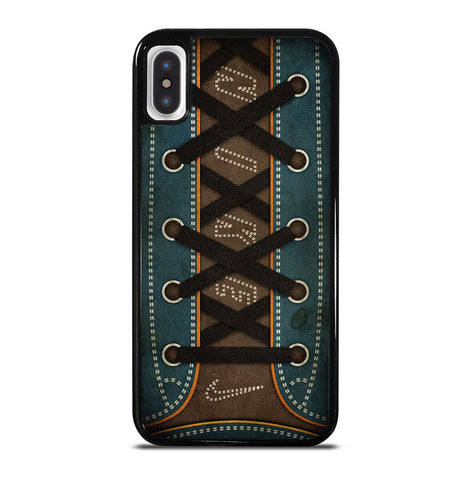 Nike Shoes for iPhone X and XS Case Cover