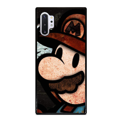 Nintendo Super Mario Luigi Bros for Samsung Galaxy Note 10 Plus Case Cover
