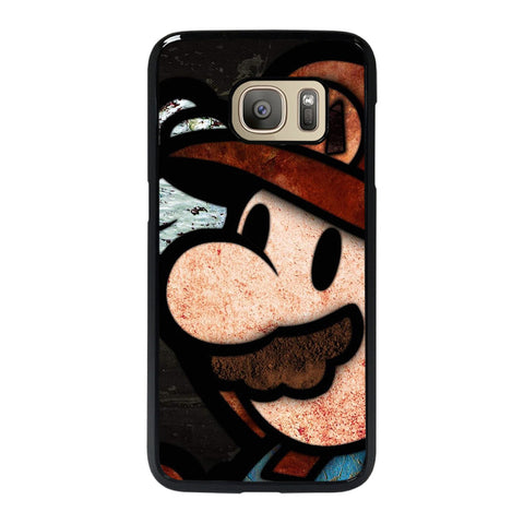 Nintendo Super Mario Luigi Bros for Samsung Galaxy S7 Case
