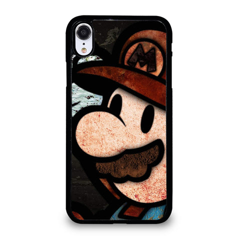 Nintendo Super Mario Luigi Bros for iPhone XR Case