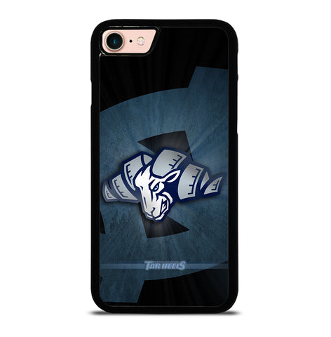 North Carolina Tar Heels Basketball Logo for iPhone 7 and 8 Case Cover