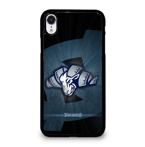 North Carolina Tar Heels Basketball Logo for iPhone XR Case