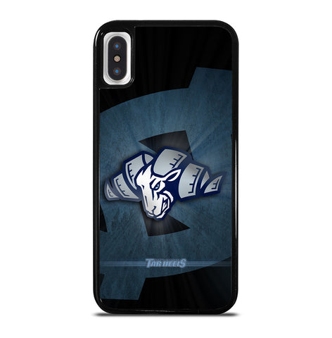 North Carolina Tar Heels Basketball Logo for iPhone X and XS Case