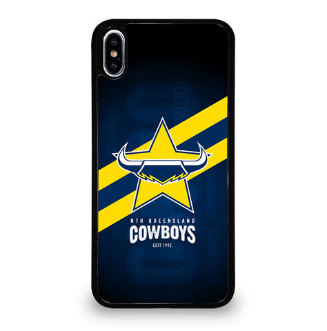 North Queensland Cowboys for iPhone XS Max Case