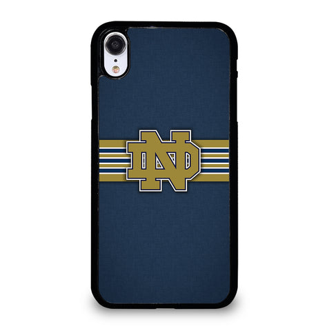 Notre Dame Fighting Irish Football for iPhone XR Case