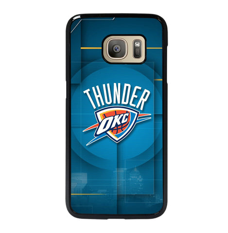 Oklahoma City Thunder Logo for Samsung Galaxy S7 Case