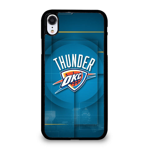 Oklahoma City Thunder Logo for iPhone XR Case Cover