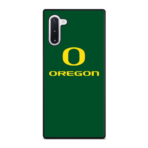 Oregon Ducks for Samsung Galaxy Note 10 Case