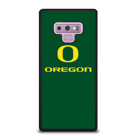 Oregon Ducks for Samsung Galaxy Note 9 Case Cover