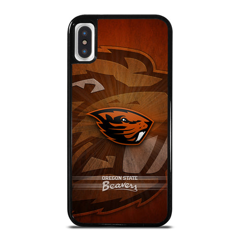 Oregon State Beavers for iPhone X or XS Case Cover