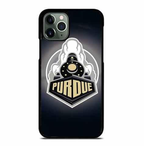PURDUE TRAIN for iPhone 11 Pro Max Case