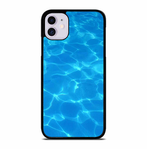 PURE BLUE WATER for iPhone 11 Case Cover
