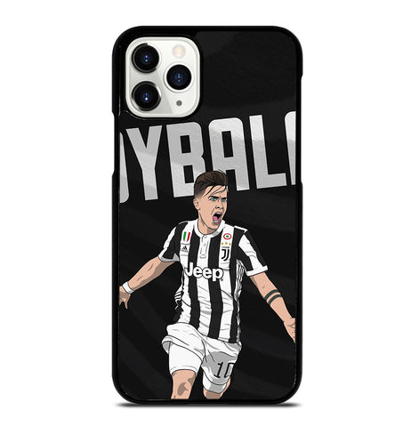 Paulo Dybala Juventus for iPhone 11 Pro Case