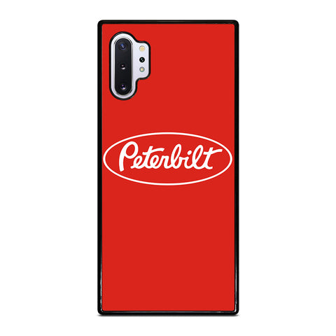 Peterbilt Truck Logo for Samsung Galaxy Note 10 Plus Case Cover
