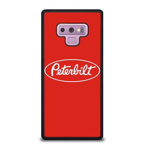 Peterbilt Truck Logo for Samsung Galaxy Note 9 Case Cover