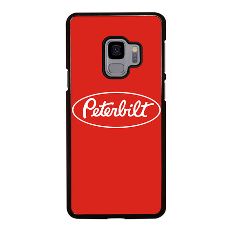 Peterbilt Truck Logo for Samsung Galaxy S9 Case Cover