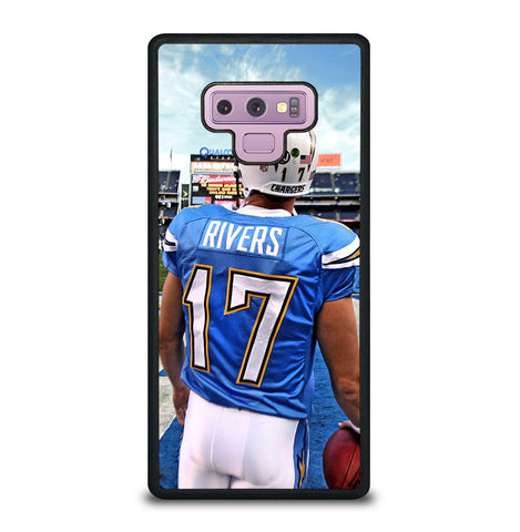 Philip Rivers for Samsung Galaxy Note 9 Case